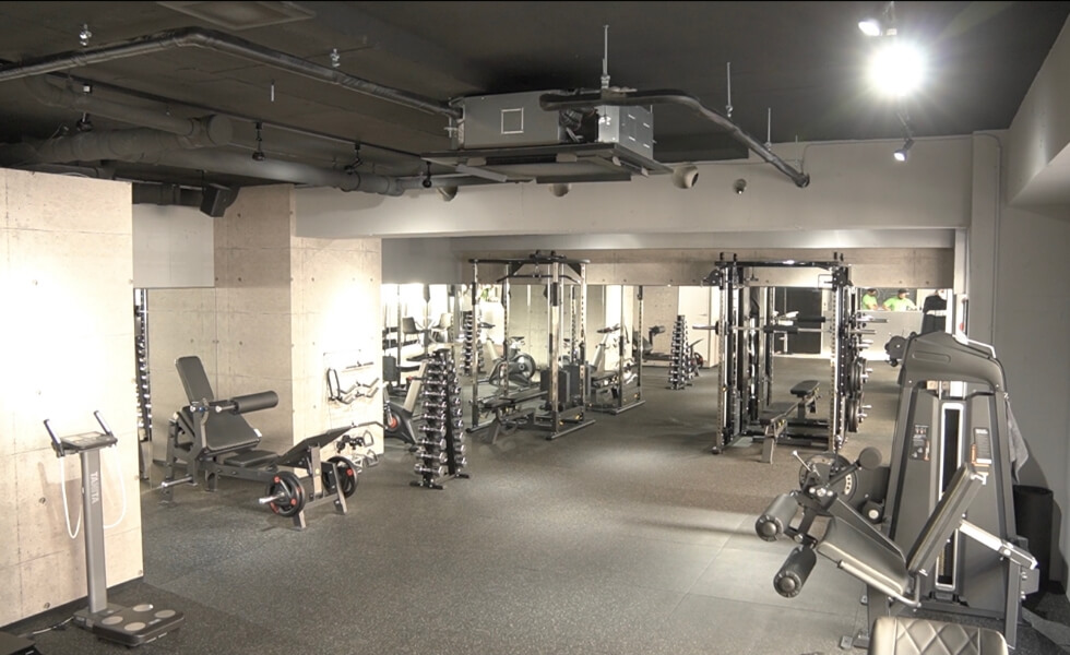 トレーニング設備